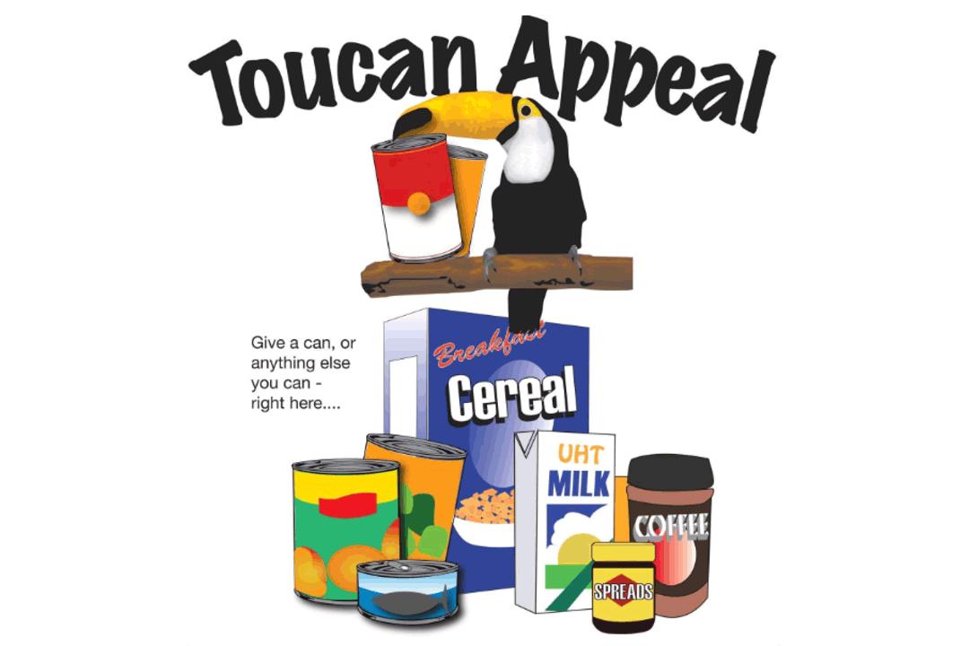 Toucan Appeal